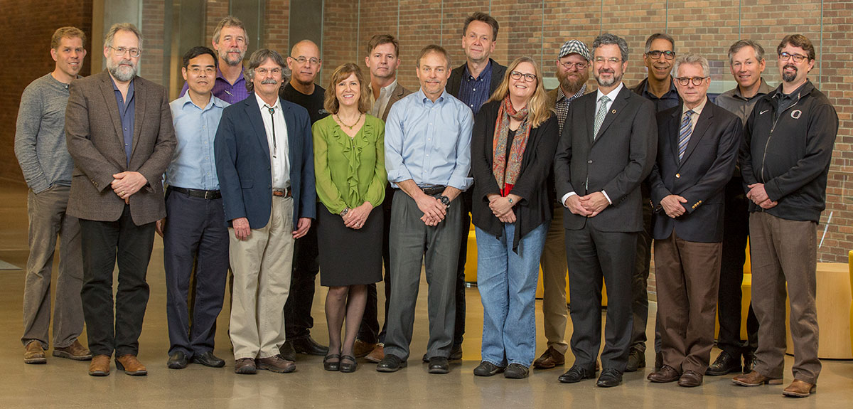 Knight Campus Internal Advisory Board Members