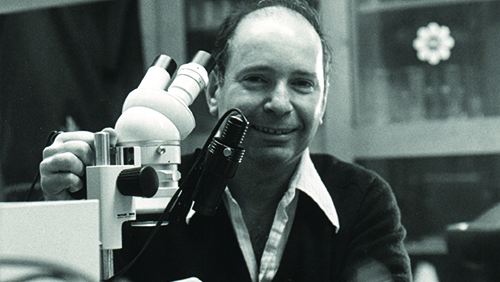 George Streisinger