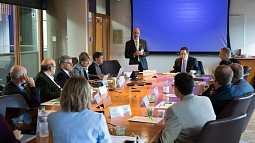 Knight Campus External Advisory Board Meeting